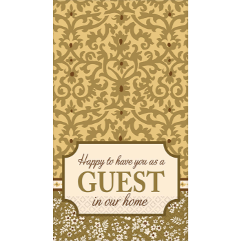 Picture of HAPPY TO HAVE YOU AS A GUEST GT