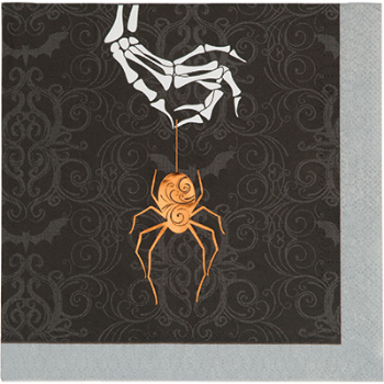 Picture of WICKED SPIDER - FOILSTAMPED LN
