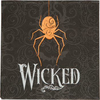 Picture of WICKED SPIDER - FOIL STAMPED BN