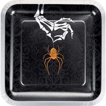 "Image de WICKED SPIDER - 9"" FOIL PLATES"