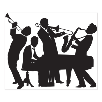 Image de GREAT 20'S JAZZ BAND INSTA-MURAL