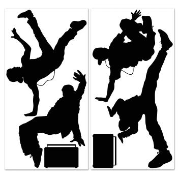 Picture of 80'S BREAK DANCER DECORATING PROPS