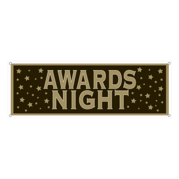Image de AWARDS NIGHT SIGN BANNER