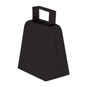 Picture of SPORTS - COWBELLS - BLACK