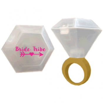 Picture of BRIDE SHOT GLASS RING