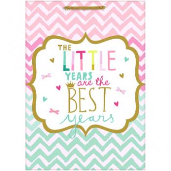 Image de BABY GIRL JUMBO GIFT BAG