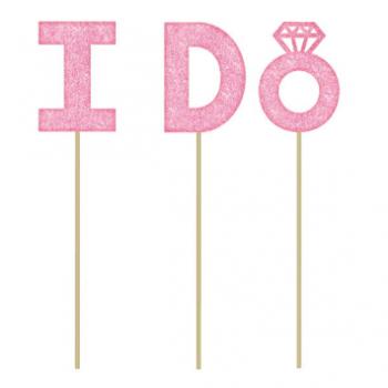 Image de I DO CAKE PICK - PINK