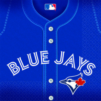 Picture of BASEBALL - TORONTO BLUE JAYS LUNCHEON NAPKINS