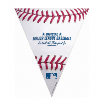 Picture of BASEBALL PENNANT BANNER