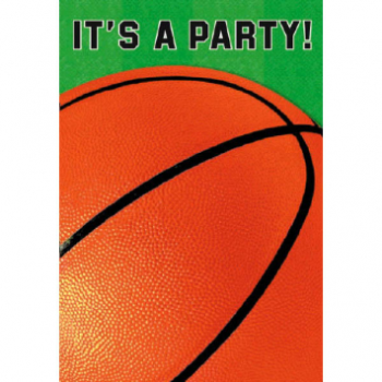 Picture of BASKETBALL INVITATIONS