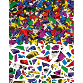 Picture of SPARKLE FOIL SHRED CONFETTI - MULTI