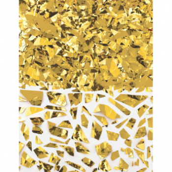 Picture of SPARKLE FOIL SHRED CONFETTI - GOLD