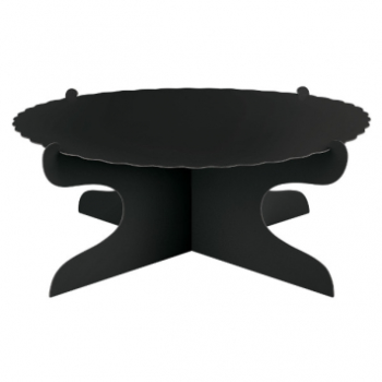 Picture of CAKE STAND - BLACK
