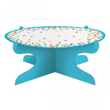 Picture of CAKE STAND - RAINBOW