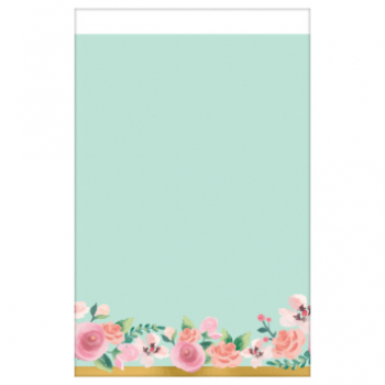 Picture of MINT TO BE PAPER TABLE COVER