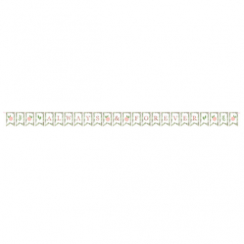 Picture of LOVE AND LEAVES PENNANT BANNER