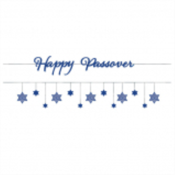 Picture of PASSOVER BANNER