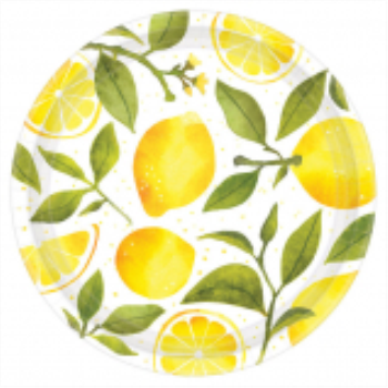 """Picture of LEMONS 10"""" PLATE"""