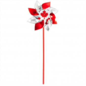 "Picture of 18"" CANADA PINWHEEL"