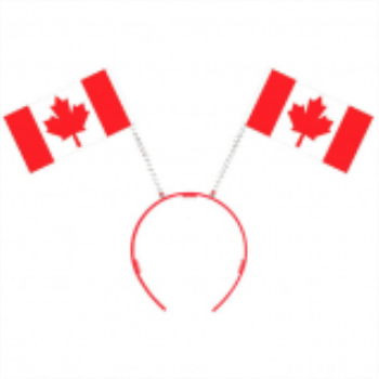 Image de CANADA FLAG HEAD BOPPER
