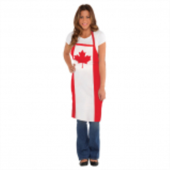 Picture of CANADA DAY ADULT APRON