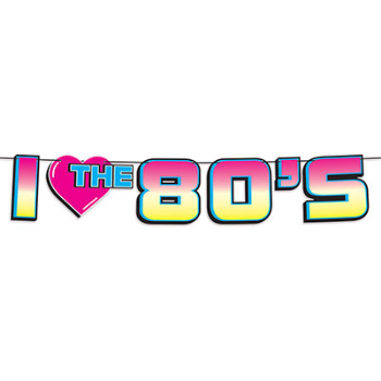 Image de 80'S - I LOVE THE 80'S STREAMER