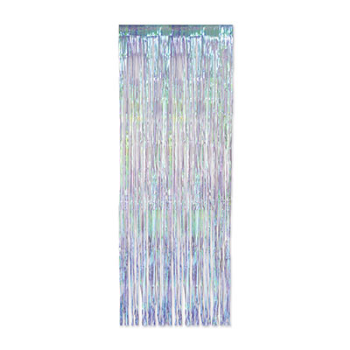 Picture of IRIDESCENT FRINGE CURTAIN