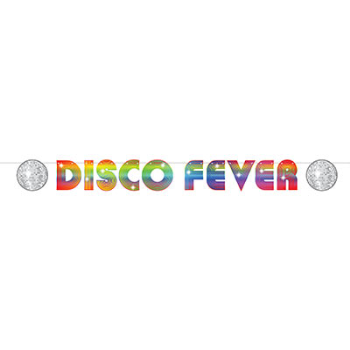 Image de 70'S DISCO FEVER STREAMER