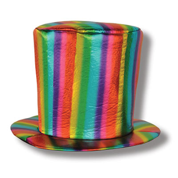 Picture of FABRIC RAINBOW HAT