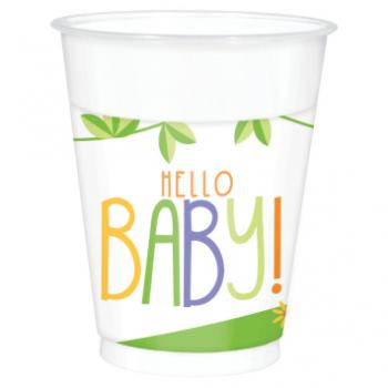 Image de FISHER PRICE HELLO BABY 16OZ PLASTIC CUPS
