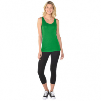 Picture of GREEN TANK TOP  - WOMEN'S STD