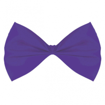 Picture of PURPLE BOW TIE