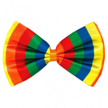 Picture of RAINBOW BOW TIE