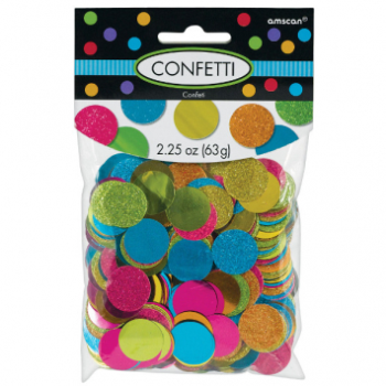 Picture of CIRCLE CONFETTI - MULTI