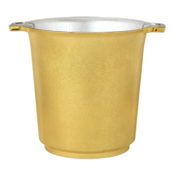 Image de SERVING WARE - ICE BUCKET - GOLD