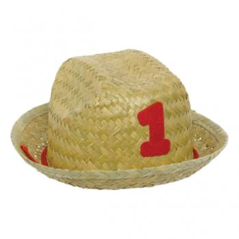 Image de WEARABLES - 1st BIRTHDAY STRAW HAT