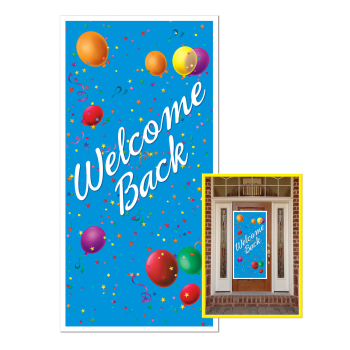 Picture of WELCOME BACK DOOR COVER