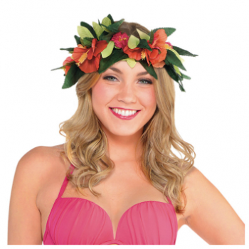 Picture of FLORAL HEAD WREATH