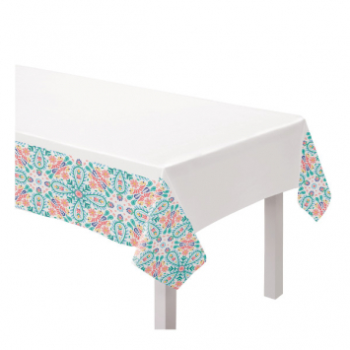 Picture of BOHO VIBES FABRIC TABLE COVER