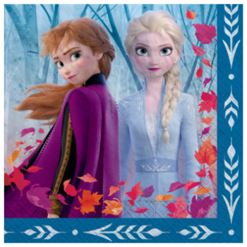 Picture of FROZEN 2 - LUNCHEON NAPKINS