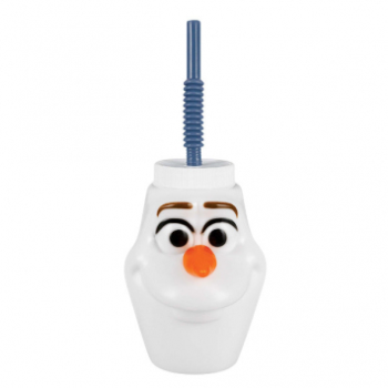 Picture of FROZEN - OLAF PLASTIC SIPPY CUP