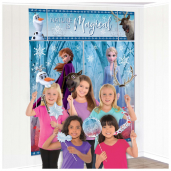 Picture of FROZEN 2 - SCENE SETTER WITH PROPS