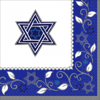 Picture of PASSOVER - JOYOUS HOLIDAY BEVERAGE NAPKINS