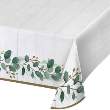 Picture of EUCALYPTUS GREENS TABLE COVER