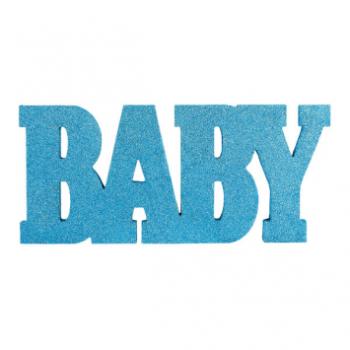 Image de DECOR - BABY STANDING MDF SIGN - BOY