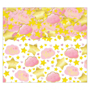 Picture of OH BABY GIRL CONFETTI