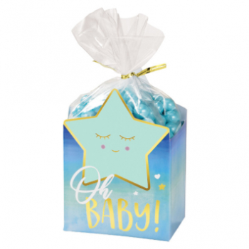 Picture of OH BABY BOY FAVOR BOX KIT