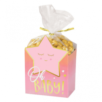 Picture of OH BABY GIRL FAVOR BOX KIT