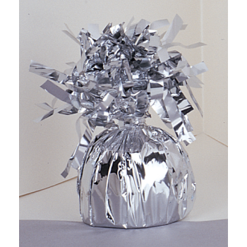 Image de FOIL BALLOON WEIGHT - SILVER