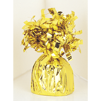 Image de FOIL BALLOON WEIGHT - GOLD